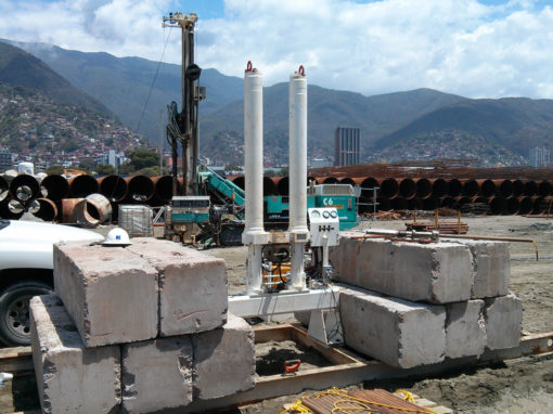 Quality control of hydraulic landfill by using the CPTU equipment for the Expansion Project of the Port of La Guaira, Vargas State.