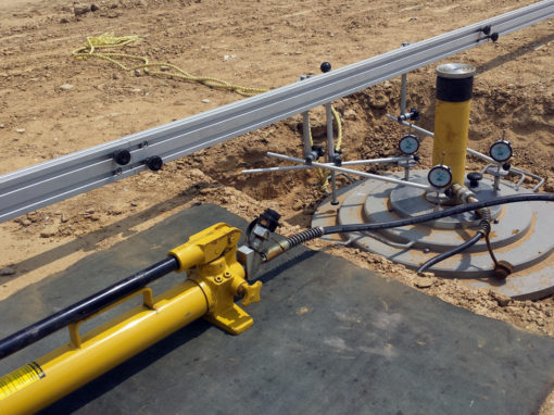 Geotechnical study for the expansion of the Simón Bolívar Airport facilities in Maiquetía, Vargas State