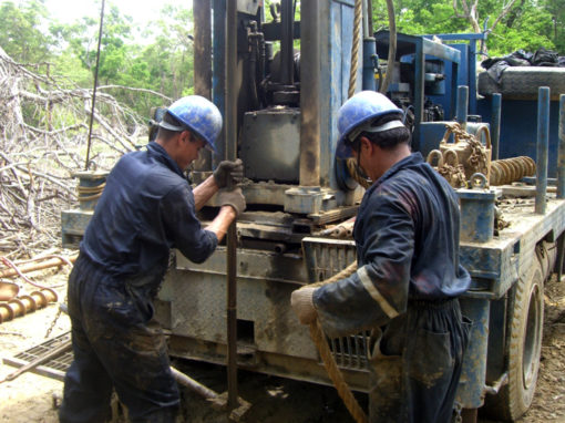 Topographic Surveys and Geotechnical Studies for Expansion Project of the El Palito Refinery, Carabobo State.