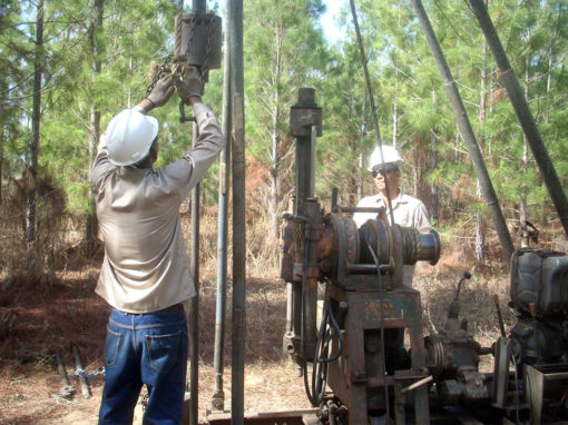 Soil Studies; Topographic Surveys; Hydraulic, Hydrogeological and Geophysical Studies for Drilling Macollas and Installations in the Orinoco Oil Belt, Anzoátegui, Guárico and Monagas States